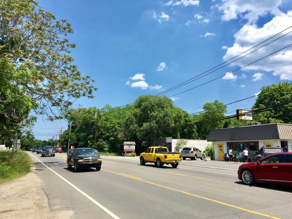 Riverhead is a simple, comfortable road test site