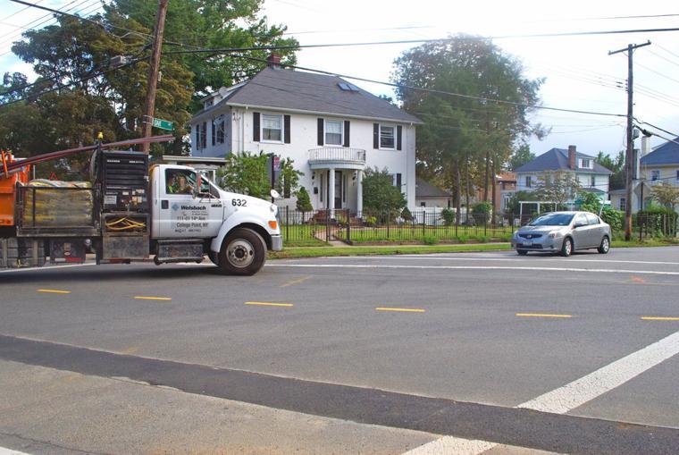 Easiest road test site in Queens