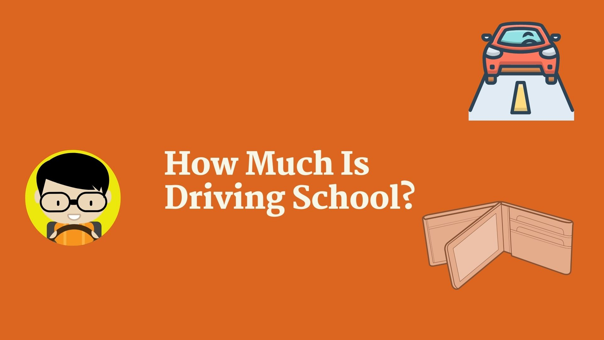how much is driving school