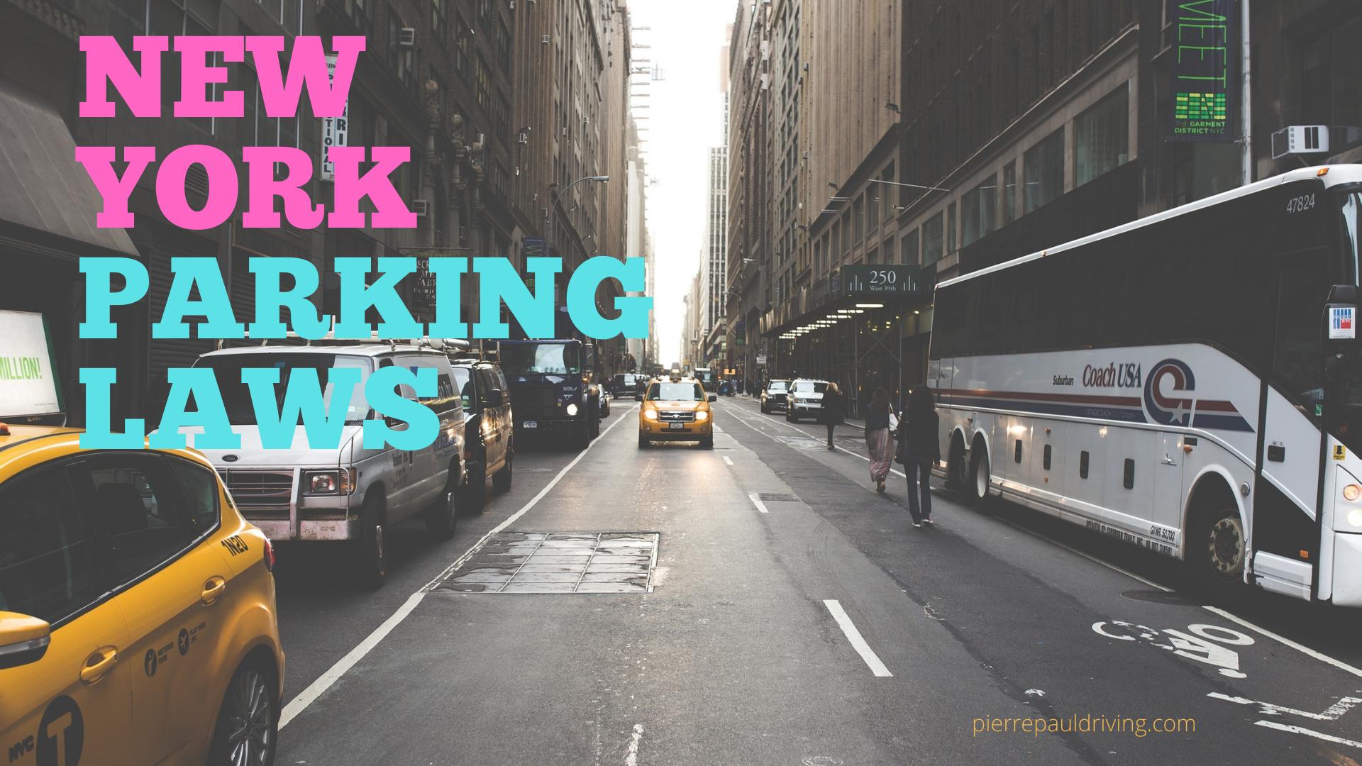 NY parking laws